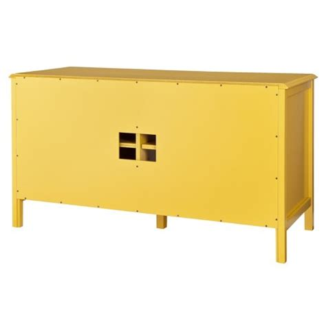 Threshold Windham Desk Yellow by Windham Tv Stand Threshold Target
