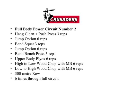 Bench Press How Low by Crusaders Training Programme