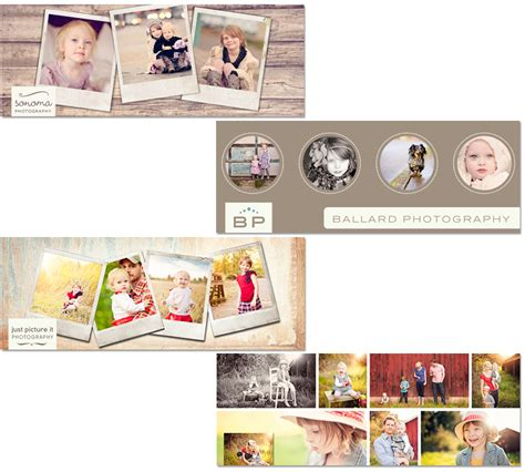 photoshop templates for photographers free timeline business page cover templates and photographer s guide to timeline