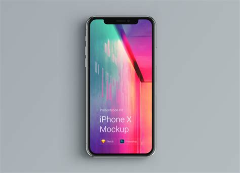 42 Best iPhone X, iPhone XS(Max) Mockups for Free Download ...