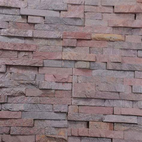 slate stacked tile copper slate stacked stone tile jaipur rajasthan india id 7262738033