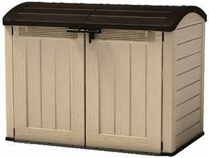 Armoire De Rangement Exterieur Brico Depot : coffre de rangement ext rieur 2000 l le coffre brico d p t ~ Dailycaller-alerts.com Idées de Décoration