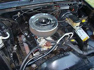 Trucksncars  86 K10 Engine