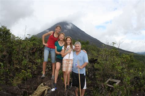 said he said a family vacation to costa rica the travelers lagniappe