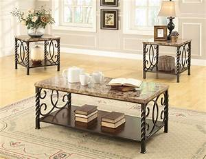 coaster 701695 3 pc coffee cocktail table set dark brown With dark brown coffee table set