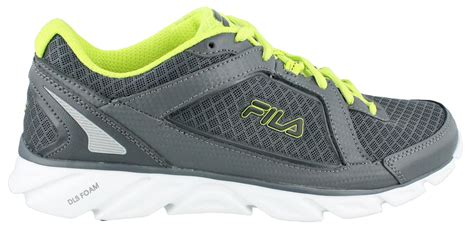 Men's Fila, Finest Hour Memory Foam Running Shoes