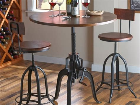 round bar table and chairs winsome round pub table and chairs tags bar table and