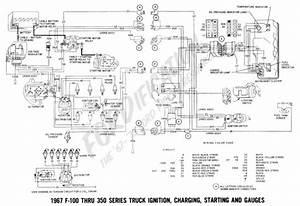 1972 Ford F100 Wiring Diagram