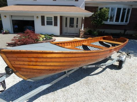 Row Boat Used by Row Boat Row Boat Rowing Skiff 1930 For Sale For 3 500