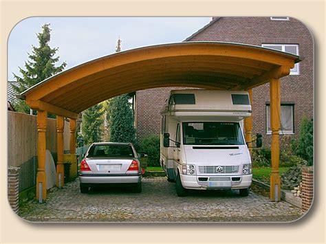 Carport Wohnmobil » Carports Von Holzonde