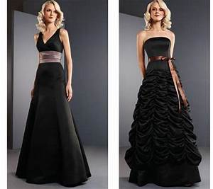 elegant black wedding dresseswedwebtalks wedwebtalks With elegant black wedding dresses