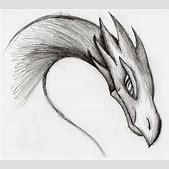 Dragon drawing ...