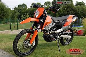 Ktm 690 Adventure  Re Build