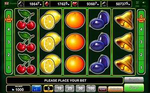 Play Burning Hot Video Slot from EGT for Free
