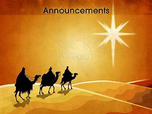 Three Kings Christmas PowerPoint | Christmas PowerPoints