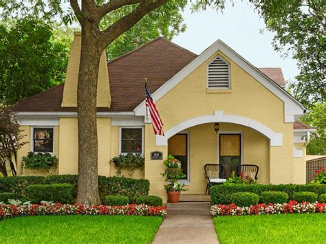 Curb Appeal : Curb Appeal Ideas From Dallas, Tx.