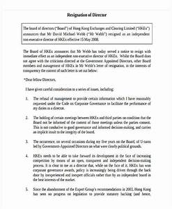 board member resignation letter template idealvistalistco With board member application template