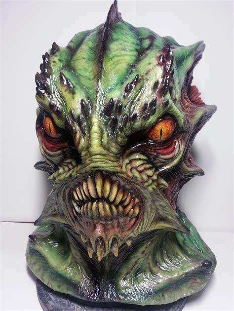 Sea creature mask — Stan Winston School of Character Arts ...