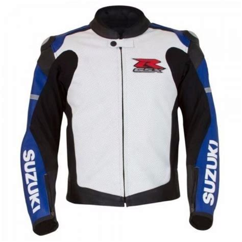 Suzuki Gsxr Jacket by Meeran Jee Apparel The Largest Best Selling Leather