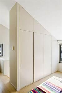 Möbel Für Dachschrägen Selber Bauen : die besten 17 ideen zu einbauschrank dachschr ge auf pinterest wandschublade mansarde und ~ Markanthonyermac.com Haus und Dekorationen