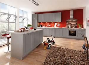 Küchen Ideen Landhaus : graue k chen k chentrends in grau k che co ~ Heinz-duthel.com Haus und Dekorationen
