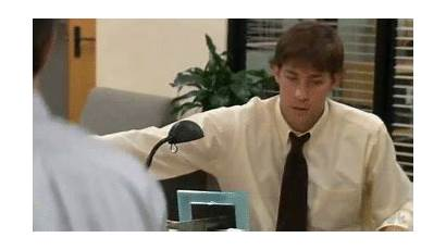 Dwight Jim Halpert Pops Ball Exercise Office