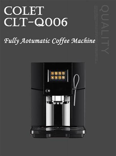 Espresso Automatic Touch Wholesale Screen Coffee Machine