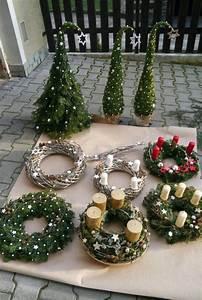 Weihnachtsdeko Draußen Basteln : weihnachtsdeko aussen weihnachtsdeko selber avec ~ A.2002-acura-tl-radio.info Haus und Dekorationen