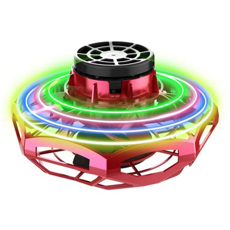 Hyper Electraspin Cyberspin Red | Hyper Toy Company