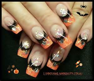 Top new nail designs for halloween easy trend