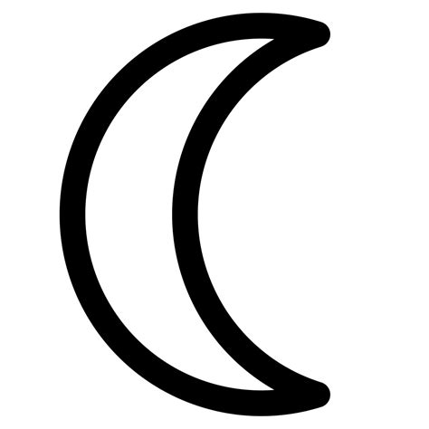 crescent moon icon in messages what does it macreports file moon symbol decrescent svg wikimedia commons