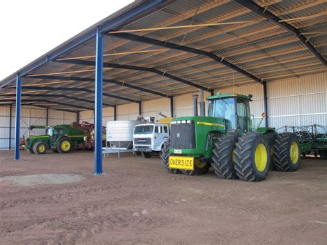 tractor supply storage sheds machinery sheds tractor sheds steel farm equipment