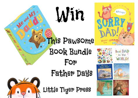 Win A Childrens Fathers Day Book Bundle
