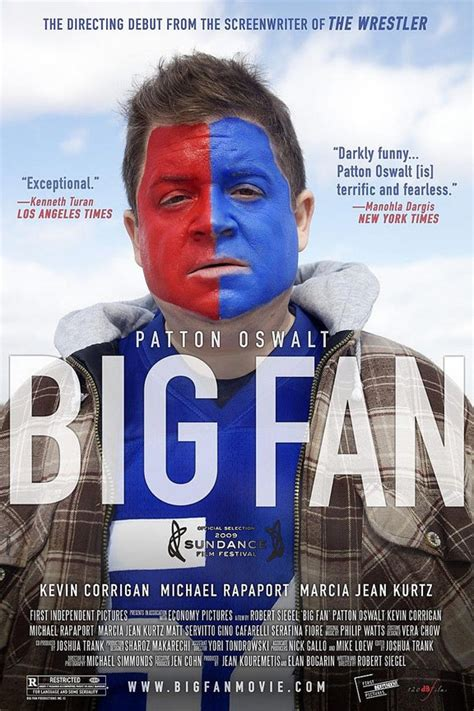 patton oswalt big fan iain todd and the best football film ever made scottish