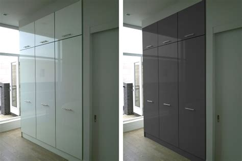 Black Storage Cabinets by Toronto Wall Units Custom Built Ins Wardrobes