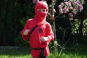 Kostüm Selber Nähen : ninja kost m selber n hen schritt f r schritt anleitung partiesserie ~ Frokenaadalensverden.com Haus und Dekorationen