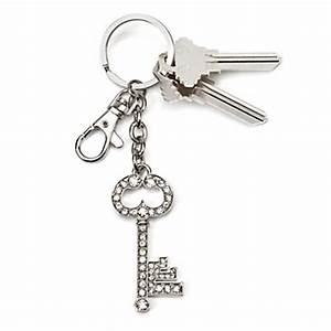 Crystal Key Keychain Keychains Decor Z Gallerie