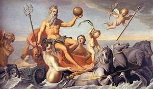 ¿Quién era Poseidón, dios del mar?