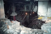 Damage from the 1993 World Trade Center bombing - Photos ...