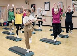 Physical Fitness Linked To Mental Fitness In Seniors