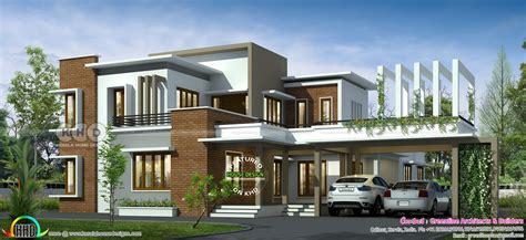 bedroom ultra modern luxury house kerala home design