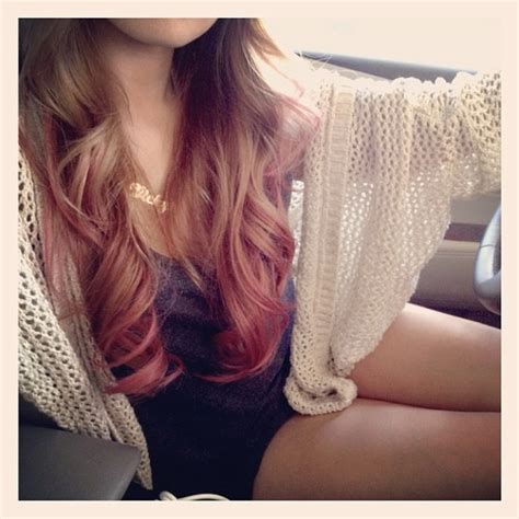 187 Best Images About Dyed Hair On Pinterest Ombre