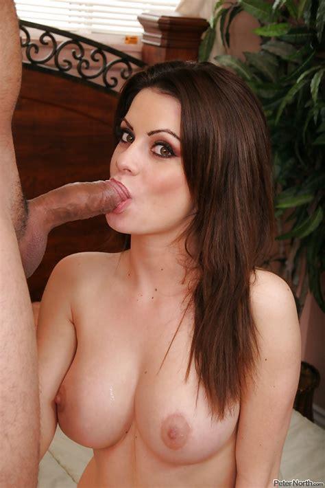 busty pornstar isabella dior gives a sensual blowjob and gets facialized
