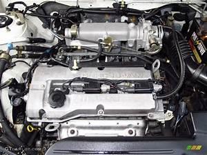 1999 Mazda Protege Dx 1 6 Liter Dohc 16