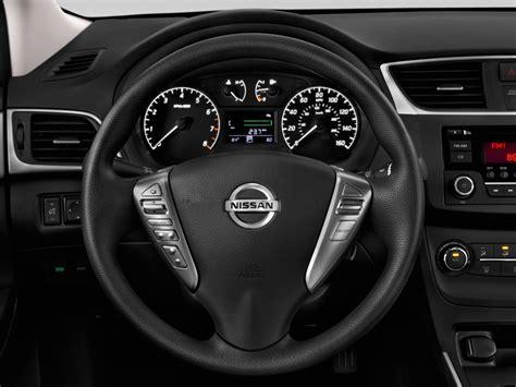 image  nissan sentra  cvt steering wheel size
