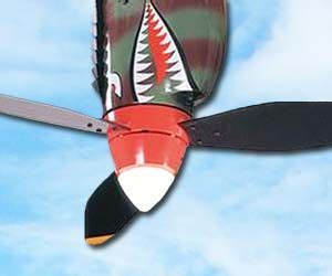 Real Airplane Propeller Ceiling Fan by World War Ii Airplane Ceiling Fan Airplanes Ceiling