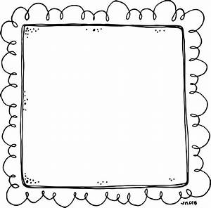 Border or Frame for newsletters, announcements.... | BLACK ...