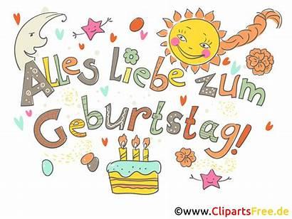 Geburtstag Kostenlos Clipart Cliparts Blumen Zum Kostenlose