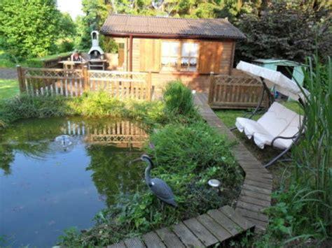 Garten In Erfurt Kaufen Oder Pachten by Kleingarten Ca 1000qm Blockhaus 24qm Carport Teich