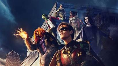Titans Season Wallpapers Shows 4k Backgrounds